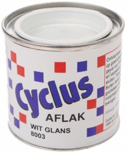 Cyclus Aflak Wit Glans 8003 100ml