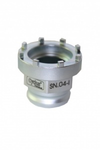 Cyclus Snap-in SN-04-I Trapas Afnemer Shimano M952-951-950