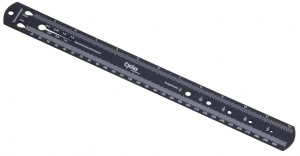 Cyclus Spoke Aluminum Ruler