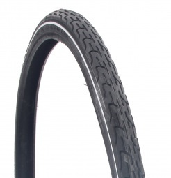 DeliTire tire with inlay 26 x 1 3/8 (37-590) Black