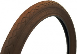 DeliTire outer tire SA 206 18 x 1.75 (47-355) brown