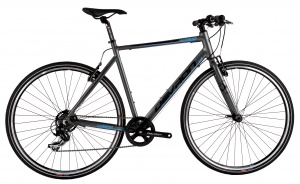 Devron Urban U1,8 28 Inch Men 7SP Rim Brakes Grey