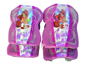 Dino Protection Set Winx Club girls pink