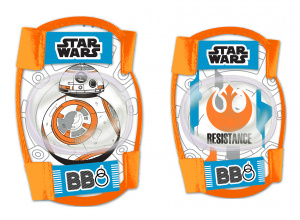 Disney protection set Star Wars BB84 piece orange/blue
