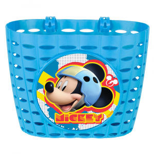 Disney Mickey Mousefahrradkorb Junior 20 cm blau