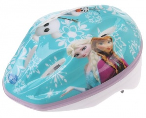 Dino Kids Helmet Disney Frozen 52 to 56 cm blue