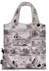 Disney shopper Mickey & Minnie Mouse wit 3 liter