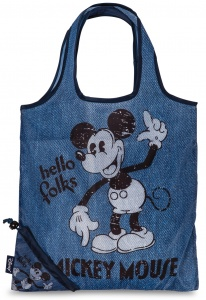 Disney shopper Mickey Mouse blauw 3 liter