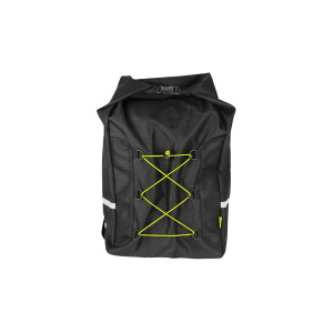 Dresco bicycle backpack Messenger 18 litres nylon black