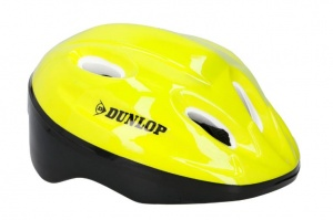 Dunlop kinderhelm junior geel
