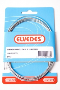 Elvedes Inside Cable Gas Gauge Universal 6413 2:15