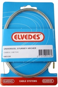 Elvedes Shift cable Sturmey Archer 3 meters (6451-3M)