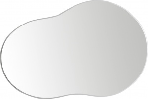 Ergotec spare mirror for M-99 glass 121 x 78 mm