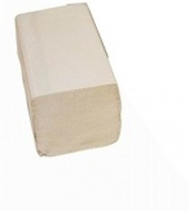 Euro Products Paper Towel Z Fold Natural 23X25CM 250 St.
