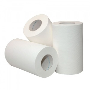 Euro Products poetspapier mini cellulose 20 cm 120 meter per rol