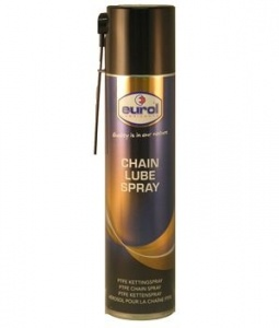 Eurol Chain Spray Ptfe 400ml Synthetic Chain Spray