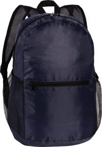 9836cc22455 Fabrizio foldable backpack blue 15 liters