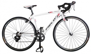 Field Cyclocross 28 Inch Men 14SP Cantilever White