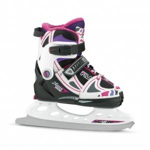 7b9ce1b0acd Fila Ice Hockey Skates Girls Black / Pink