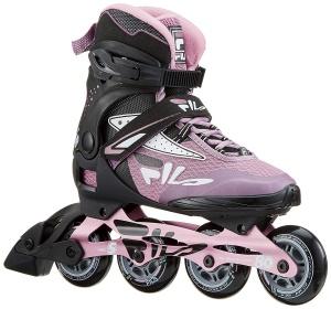 75f9b760371 Fila inline skates Legacy Pro 80 Lady black/pink