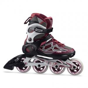 d44abe06d25 Fila inline skates Primo Air Flow ladies black / red