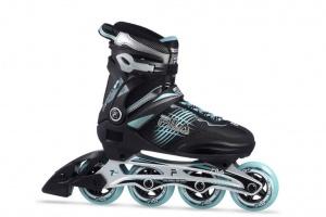7fa1149fb15 Fila inline skates Reptix 84 ladies black / blue