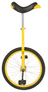 Fun Eenwieler 20 Inch 46 cm Unisex Yellow