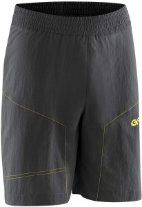 Gonso cycling Mattishorts junior polyester black