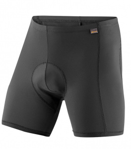 Gonso cycling shorts Sitivo-Umen polyamide black/blue