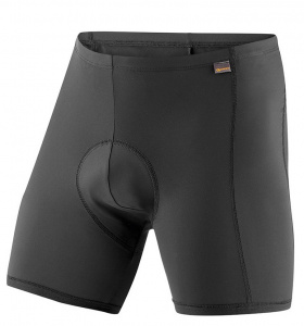 Gonso cycling shorts Sitivo-Umen polyamide black/green