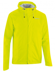Gonso regenjack Save Light heren polyester geel
