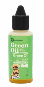 Green Oil kettenöl On Tour 20 ml grün