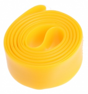 Herrmans Rim tape HPS 20 inch x 18 mm per second yellow pieces