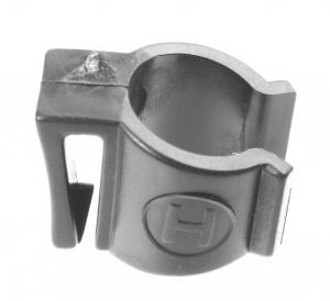 Hesling mounting clip dress guard 16 mm grey each