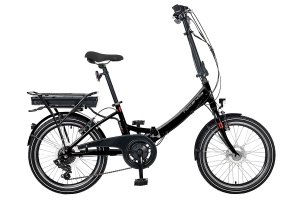 Hollandia Folder 20 Inch 32 cm Unisex 6SP Rim Brakes Black