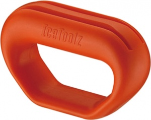 IceToolz spoke holder orange
