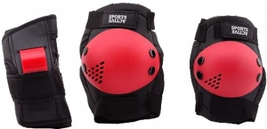 Johntoy protective set Sports Active Junior Red