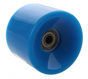 Johntoy Urban District Longboard wheels 65 x 51 mm 82A blue