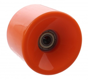 Johntoy Urban District Longboard wheels 65 x 51 mm 82A orange