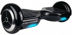 JSF hoverboard Urban Cruiser Junior Black