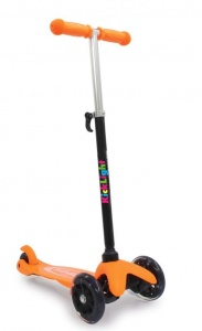 Jamara Scooter Junior Voetrem Oranje