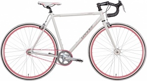 Leader Single Speed Hero 28 Inch Heren V-Brake Wit