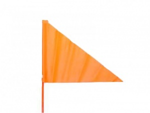 Lifu Safety Flag Deelbaar Orange