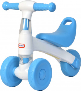 Little Tikes loopfiets Boys White/Blue