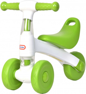 Little Tikes loopfiets Boys White/Green