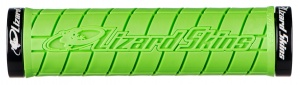 Lizard Skins handvatten Logo Lock-On 130 mm groen 2 stuks