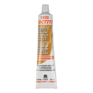 Loctite vlakkenafdichting 5920 oranje/wit 80 ml