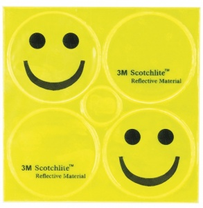 M-Wave 3M Scotchlite Reflex Sticker