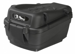 M-Wave Amsterdam Easy Box S 7,5 Liter Zwart