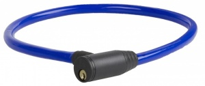 M-Wave Automatic cable 600 x 10 mm blue
